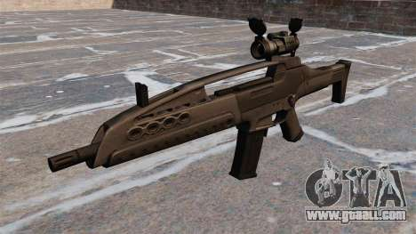 HK XM8 Assault Rifle for GTA 4