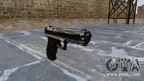 Gun Crysis 2 for GTA 4