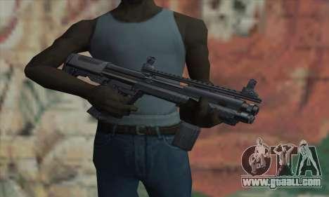 KSG12 for GTA San Andreas third screenshot