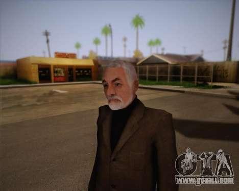 Dr. Breen for GTA San Andreas third screenshot