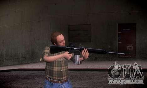 Lester of GTA V for GTA San Andreas