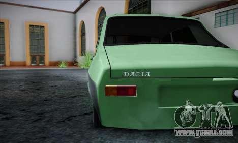Dacia 1300 Retro Art for GTA San Andreas right view