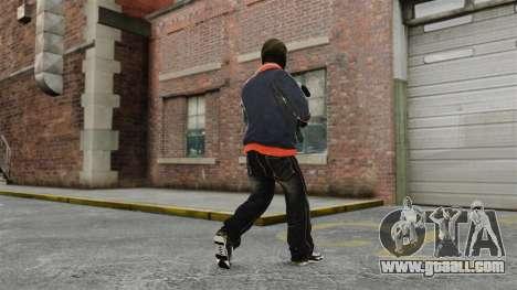 Franklin Clinton v2 for GTA 4 forth screenshot