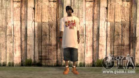 Rapper Rand for GTA San Andreas