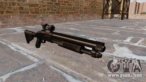 Tactical shotgun for GTA 4