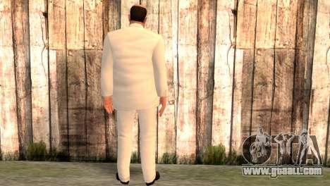 Joseph Clarence for GTA San Andreas second screenshot