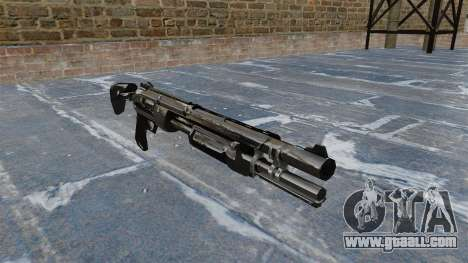Shotgun Crysis 2 for GTA 4