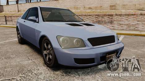 Sultan Coupe for GTA 4