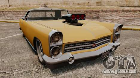 Peyote 1950 for GTA 4