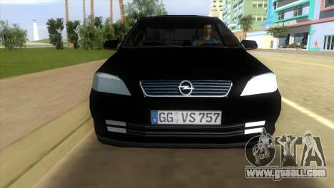 Opel Astra G Caravan 1999 for GTA Vice City back left view