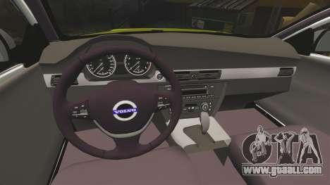 Volvo V70 Ambulance [ELS] for GTA 4 inner view