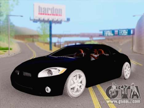 Mitsubishi Eclipse v4 for GTA San Andreas