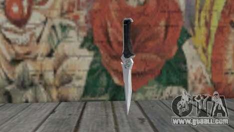 Knife Krauzera for GTA San Andreas
