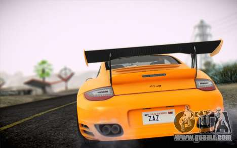 RUF RT12R for GTA San Andreas side view