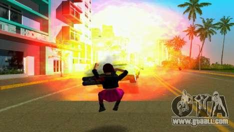 Rocket Launcher UT2003 for GTA Vice City third screenshot