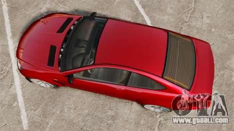 GTA V Schwarzer for GTA 4 right view