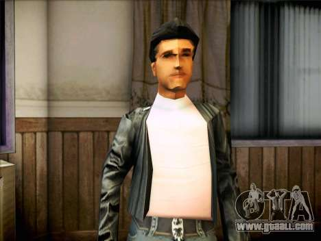 The Bandit of GTA Vice City for GTA San Andreas third screenshot