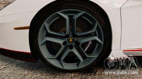 Lamborghini Aventador LP700-4 2012 [EPM] Lamotte for GTA 4 back view