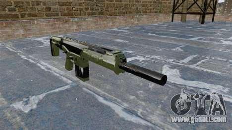 Crysis 2 assault rifle for GTA 4