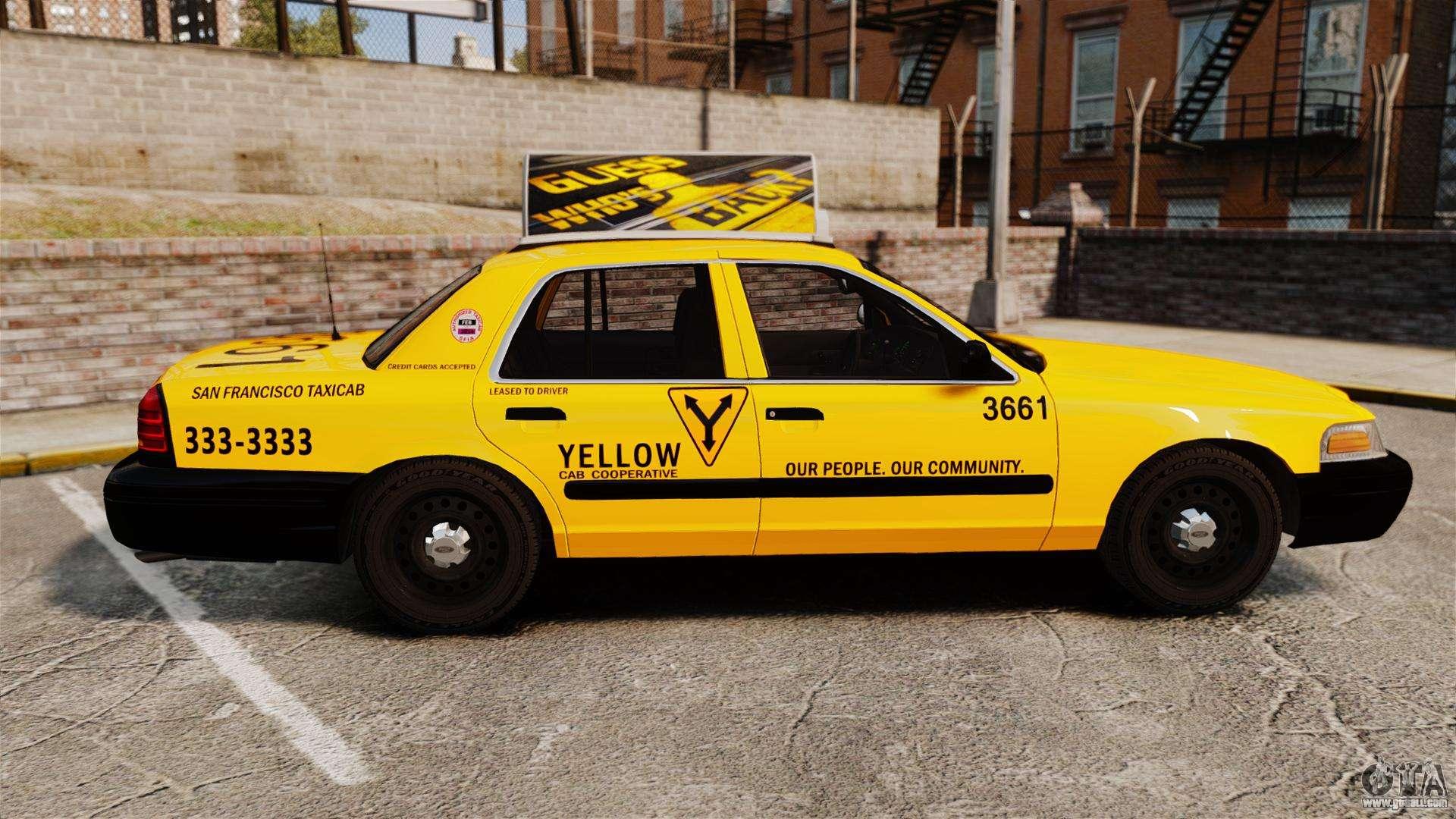 yellow cab - photo #33