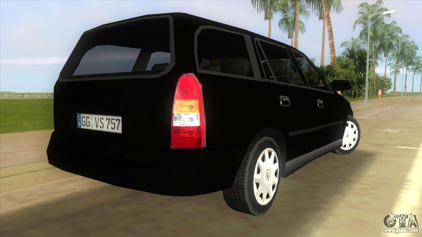 opel astra g caravan 1999 for gta vice city. Black Bedroom Furniture Sets. Home Design Ideas