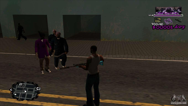 Gang Mod GTA 5