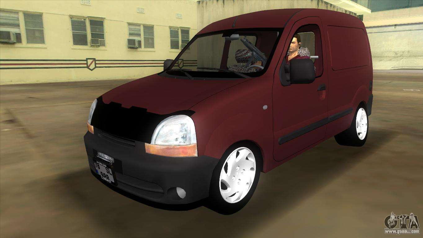 renault kangoo for gta vice city. Black Bedroom Furniture Sets. Home Design Ideas
