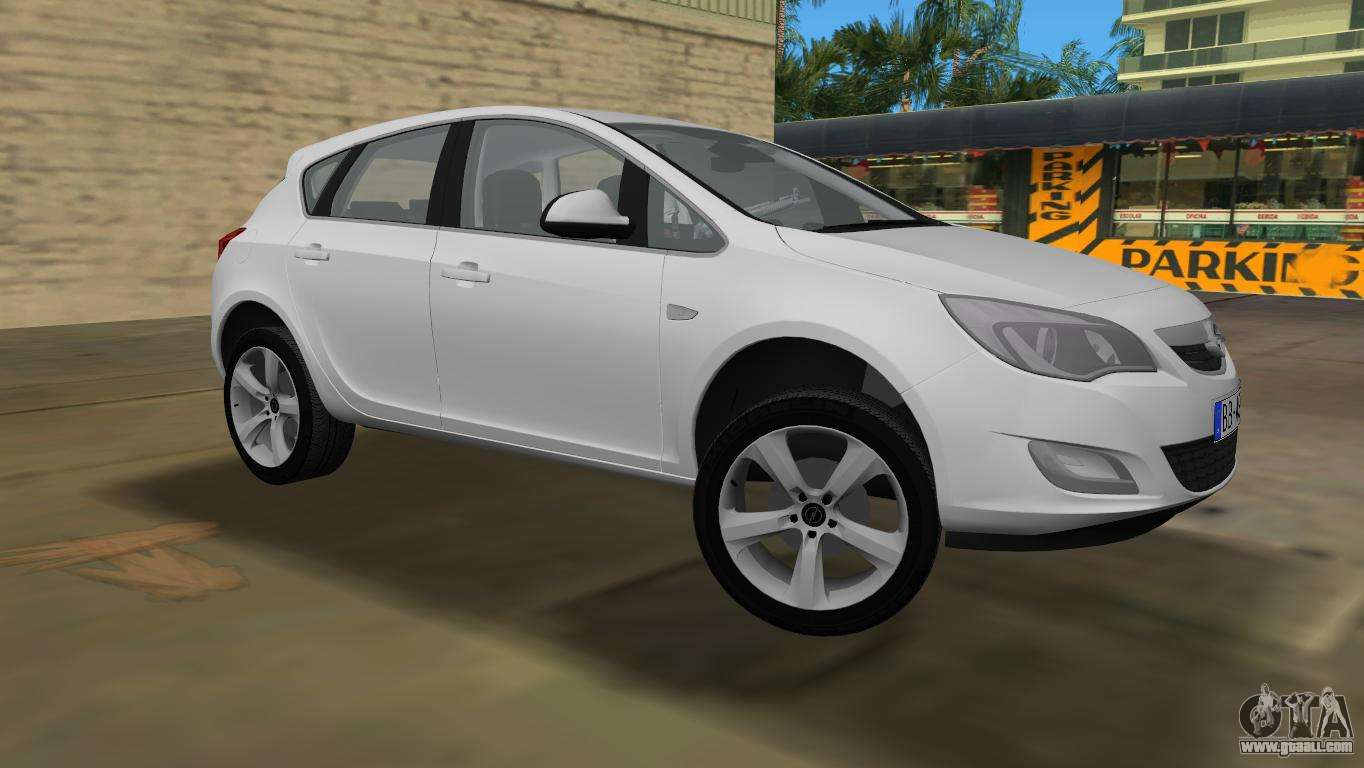 opel astra 2011 for gta vice city. Black Bedroom Furniture Sets. Home Design Ideas