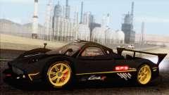 Pagani Zonda R SPS v3.0 Final for GTA San Andreas