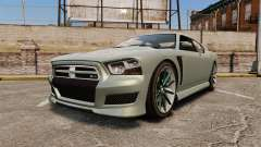 GTA V Bravado Buffalo STD8