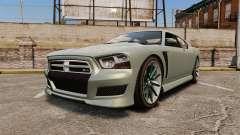 GTA V Bravado Buffalo STD8 for GTA 4