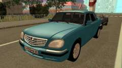 GAZ 31105 Volga Blue for GTA San Andreas