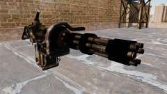 GAU-19 heavy machine gun