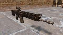 Automatic rifle SIG SG 751