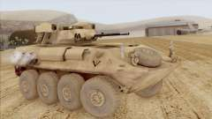 LAV-25 Desert Camo for GTA San Andreas