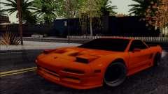 Acura NSX Drift