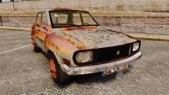 Renault 12 Toros v2.0 Rusty