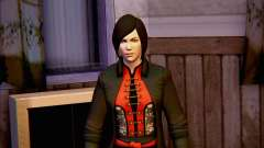 Lady Shiva in the game Batman Arkham Origins