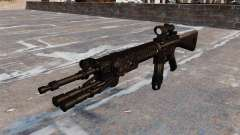 The M16A4 assault rifle for GTA 4