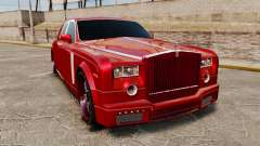 Rolls-Royce Phantom Mansory for GTA 4