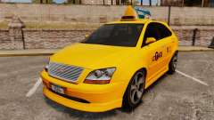 Habanero Taxi for GTA 4