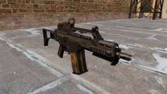 Tactical HK G36C assault rifle for GTA 4