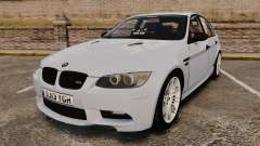 BMW M3 Unmarked Police [ELS] for GTA 4