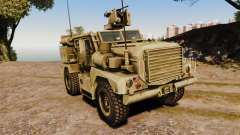Cougar MRAP 4X4 for GTA 4
