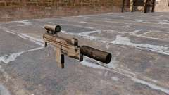 Submachine gun PM-98 Glauberyt