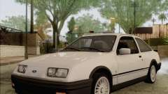 Ford Sierra Mk1 Coupe GHIA for GTA San Andreas