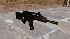 HK SL8 rifle of Bullpup