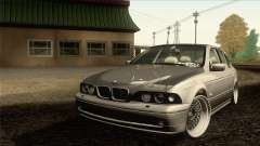 BMW M5 E39 sedan for GTA San Andreas
