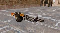 The RPK-74 light machine gun