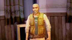 Eli from Half Life 2 for GTA San Andreas